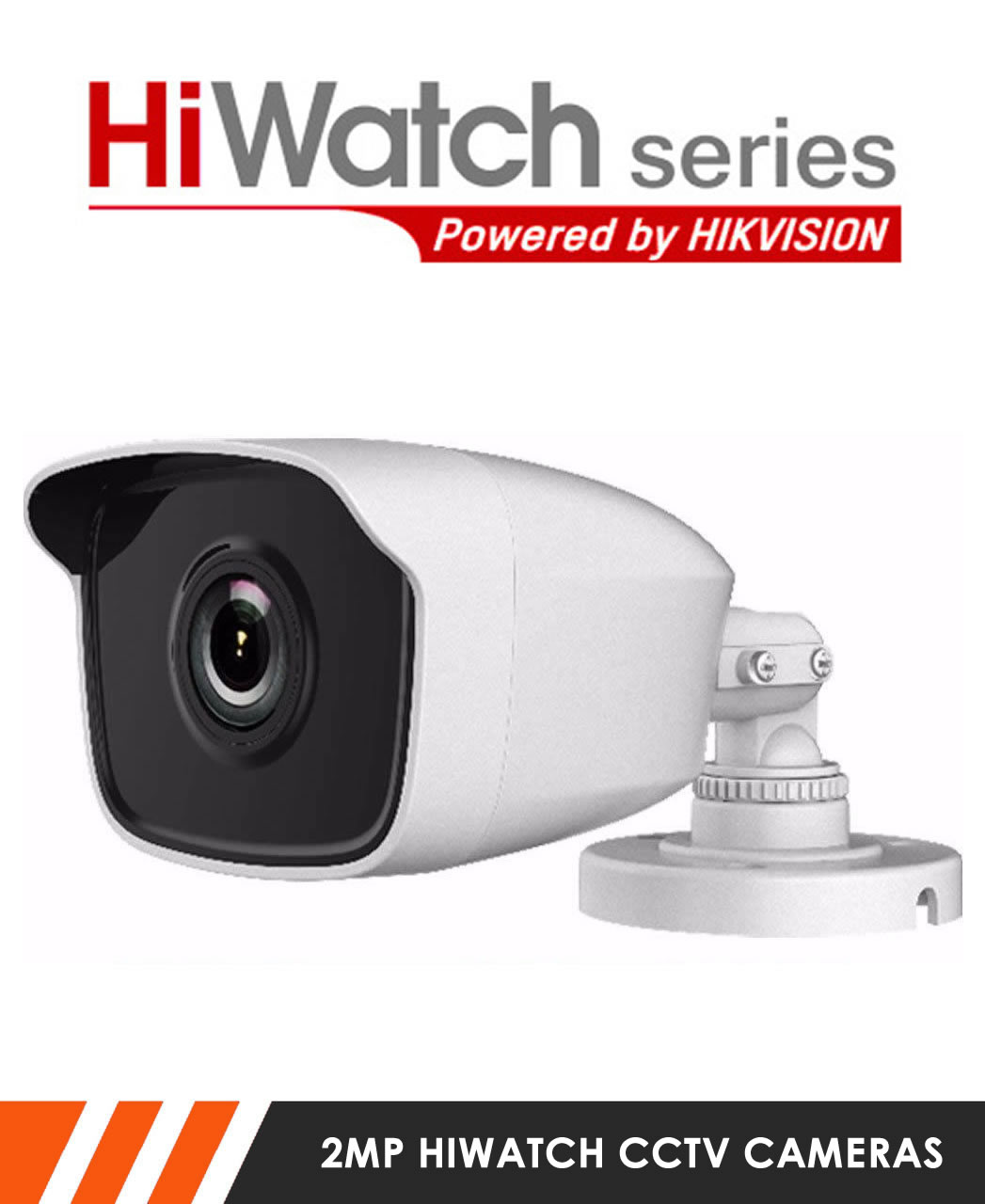 2MP HiWatch CCTV Cameras