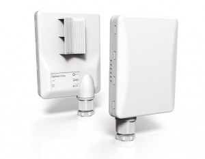 LigoWave 500+ Mbps link capacity, 1GIG network ports, 15 dBi line of sight antenna, 5Ghz, IP-65