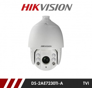 Hikvision DS-2AE7230TI-A Turbo HD External IR PTZ Camera
