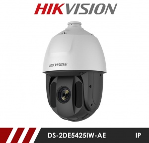 Hikvision DS-2DE5425IW-AE 4MP 25 x Zoom PTZ CCTV IP Camera with 150m IR