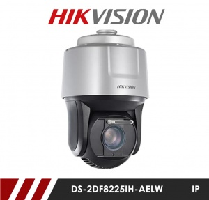 Hikvision DarkfighterX DS-2DF8225IH-AELW 2MP Ultra Lowlight Smart AutoTrak PTZ CCTV IP Camera with 200m IR and 25x Zoom