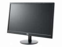 "HikVision 21.5"" LED Monitor, 1920 X 1080, HDMI/VGA/Audio/BNC, Response time: 5ms, 12VDC/3.0A, 2 Year Warranty"