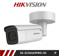 Hikvision DS-2CD2655FWD-IZS 5MP Network IP CCTV Bullet Camera 50m IR 2.8-12mm Motorized Lens
