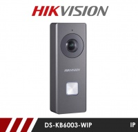 Hikvision DS-KB6003-WIP WIFI Video Door Bell with 1080p resolution