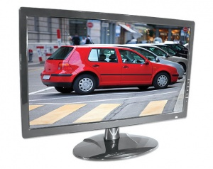 32 inch HD-TVI monitor with BNC Input