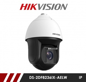 Hikvision DS-2DF8236IX-AELW 2MP Ultra Lowlight Smart AutoTrak PTZ CCTV IP Camera with 200m IR and 36x Zoom
