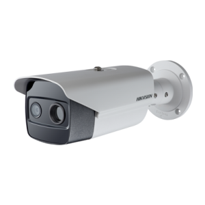 Hikvision DS-2TD2617-6/V1 6.2mm fixed lens thermal network bullet camera