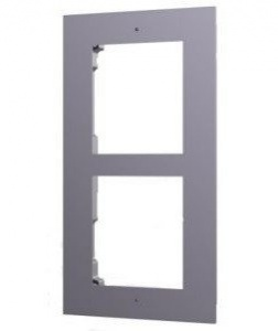 Hikvision 2 Gang Flush Mounting Bracket for Modular Intercom