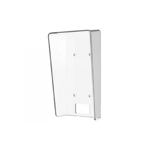Hikvision DS-KABV6113-RS protective rain shield for use with DS-KV6113-WPE1 door station