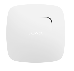 Ajax FireProtect- Smoke & Heat Detector - White