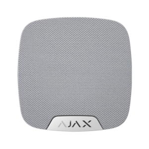 Ajax HomeSiren - Internal Siren - White