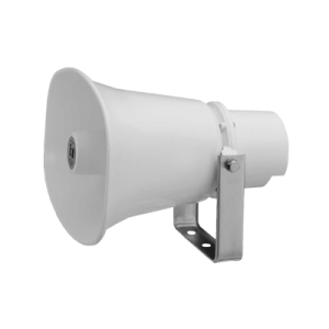 Power amplified horn speaker, 20W
