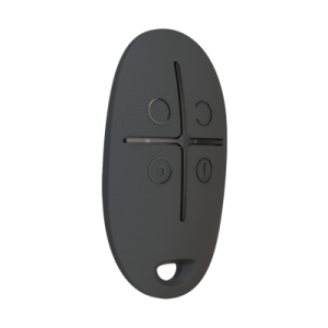 Ajax SpaceControl - Key Fob - Black
