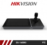 Hikvision DS-1600KI USB Keyboard for iVMS, DVRs and NVRs