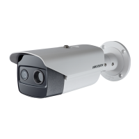 Hikvision DS-2TD2617-3/V1 3.1mm fixed lens thermal network bullet camera