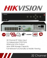 Hikvision DS-7732NI-I4/16P 32CH NVR CCTV Recorder