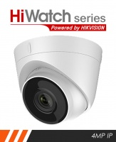 HiLook by Hikvision IP IPC-T240H Ext Turret 4MP POE 2.8mm
