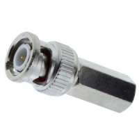 BNC Male 75Ω Twist On CCTV Connectors For RG59 Cable