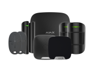Ajax Wireless Alarm House Kit 1 - Black