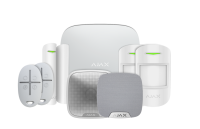 Ajax Wireless Alarm House Kit 1 - White