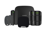 Ajax Wireless Alarm House Kit 2 - Black