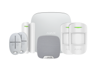 Ajax Wireless Alarm House Kit 2 - White