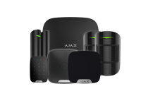 Ajax Wireless Alarm House Kit 3 - Black